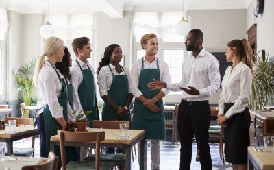 Four Effective Ways to Train Your Catering Staff
