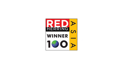 Red Herring Asia 100 Winner 2009