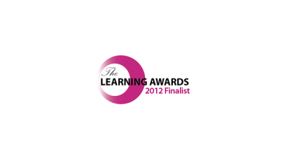 The Learning Awards 2012 Finalist