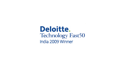 Deloiite Technology Fast 50 India 2009 Winner