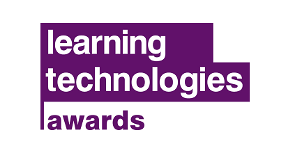 Learning Technologies Awards 2016 – Learning Technologies Supplier of the Year Finalist