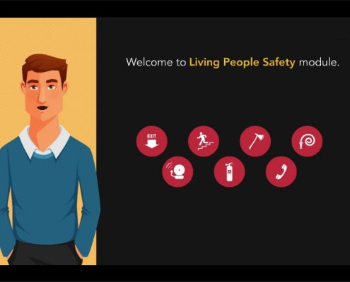Living People Safety Course Screenshot 1
