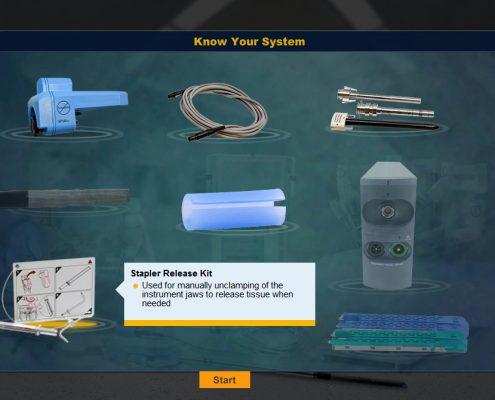 Stapler Surgery Course Screenshot 3