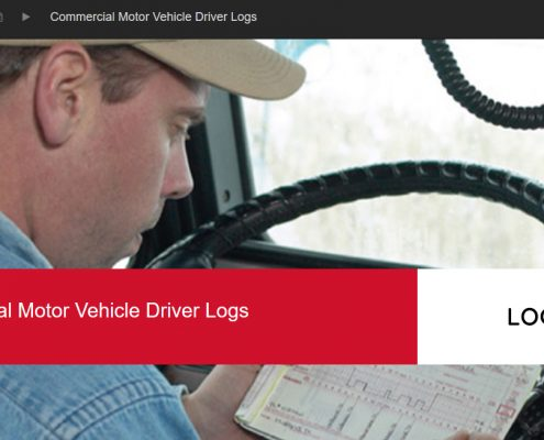 Commercial Motor Vehicle Driving Course Screenshot 1