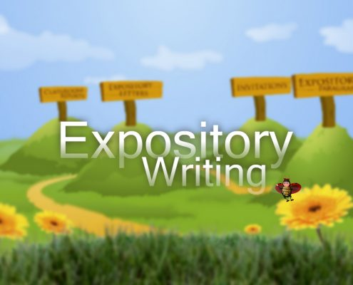Expository Writing Screenshot 1