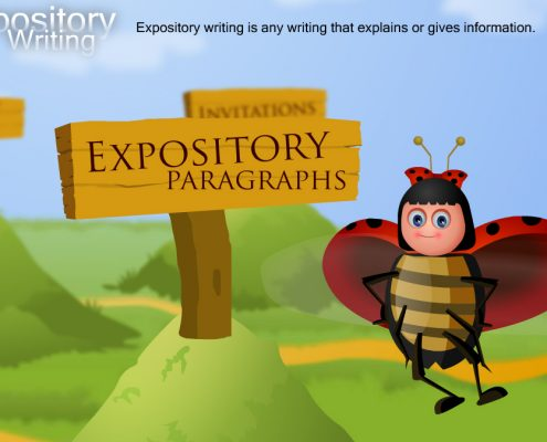Expository Writing Screenshot 2