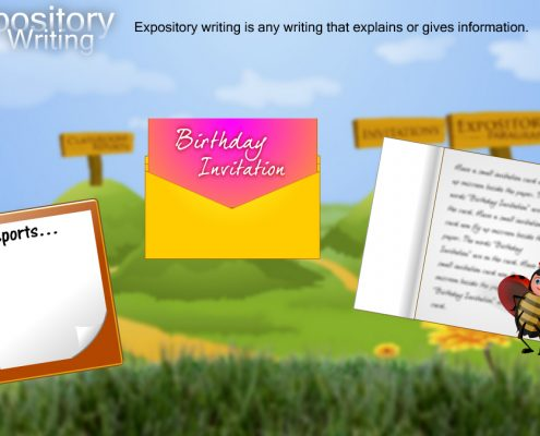 Expository Writing Screenshot 6
