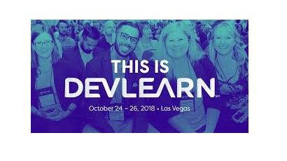 Harbinger Interactive Learning Team to Exhibit at DevLearn 2018