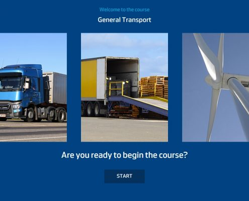 General Transport Course Screenshot 1