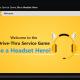 Drive Thru Service Game Course Screenshot 1