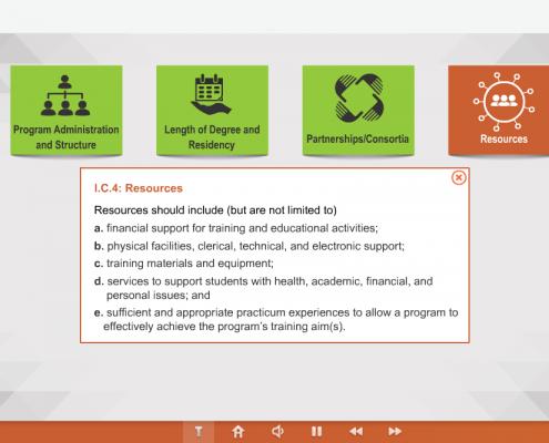 Digitization of Classroom Training for US-Based Association for Psychologists screenshot 2