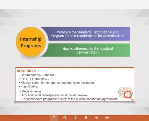 Digitization of Classroom Training for US-Based Association for Psychologists screenshot 4