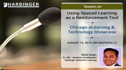 Speaker Session at Chicago eLearning & Technology Showcase