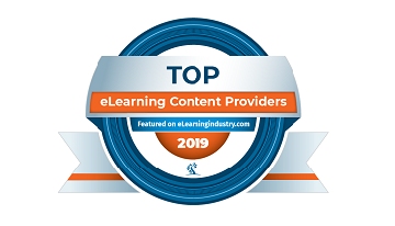eLearning Industry – Top eLearning Content Development Companies for 2019