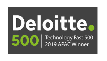 Deloitte Technology Fast 500™ 2019 APAC Award