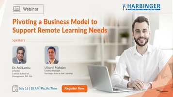 Pivoting a Business Model to Support Remote Learning Needs