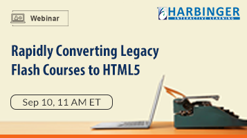 Rapidly Converting Legacy Flash Courses to HTML5