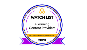 Harbinger Interactive Learning Featured in eLearning Industry's Top Content Development Companies List for 2020