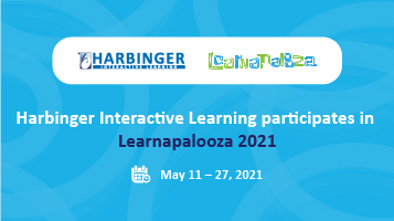 Harbinger Interactive Learning participates in Learnapalooza 2021