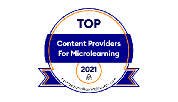 Harbinger Interactive Learning Recognized as One of the Top eLearning Content Providers for Microlearning