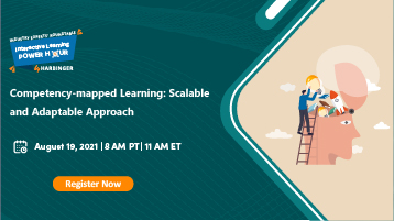 Competency-mapped Learning: Scalable and Adaptable Approach