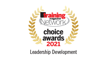 Harbinger Interactive Learning won the prestigious Training Magazine Network Choice Award 2021 for outstanding training products and solutions in Leadership Development category.